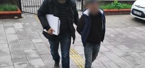 Kuşadası'nda 3 marketi soyan hırsız tutuklandı