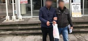 İstanbul'da yaralama suçundan aranan zanlı Kuşadası'nda yakalandı