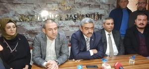 MHP'li Alıcık'tan AK Parti'ye ziyaret