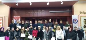 Eğitim-Bir-Sen'den üyelerine kişilik analizi eğitimi