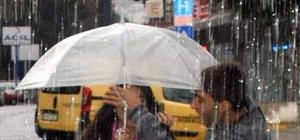 Kuvvetli yağış geliyor Ege Bölgesi'nde kuvvetli yağış ve fırtına etkili olacak