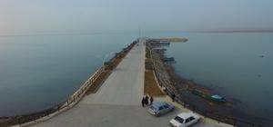 Beyşehir Gölü sahilinin çehresi değişti