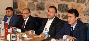 AK Parti Osmangazi'den birlik beraberlik mesajı Başkan aday adayları kahvaltıda buluştu