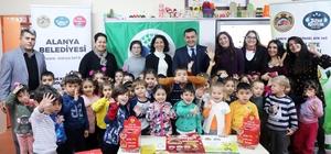 Alanya'nın en küçük çevreci okulu