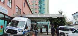 Genç kızın karın ağrısı şikayetiyle gittiği hastanenin tuvaletinde düşük yaptığı iddiası
