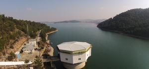 İzmir'de barajlar suya doydu