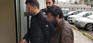 Vatandaşların fotoğraflarını çekip polise yakalattığı hırsızlar tutuklandı