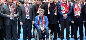 """Samsunspor kazada ölen futbolcularını unutmadı Kazada sakat kalan kaptan Emin Kar: """"Her gün 20 Ocak'ı yaşıyorum"""""""