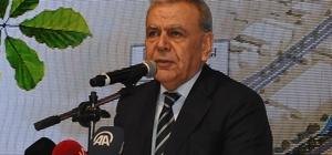 """Başkan Kocaoğlu: """"Eğer aday gösterilirsem 5 yıl daha çalışacağım"""" İzmir Büyükşehir Belediye Başkanı Aziz Kocaoğlu, kentsel dönüşüm projesini tanıttı"""
