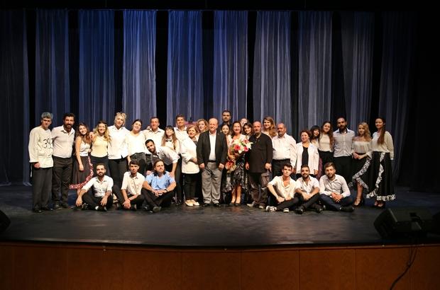 Efeler hafta sonu tiyatroya doyacak Efeler Belediyesi'nden '1. Ulusal Muzaffer İzgü Tiyatro Festivali'