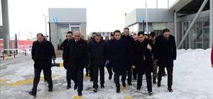 Vali Mustafa Masatlı Çıldır'ı ziyaret etti