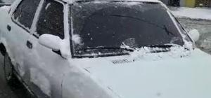 Aksaray Haberleri: Buzlanan yolda 5 araçlı zincirleme kaza: 2 yaralı 94