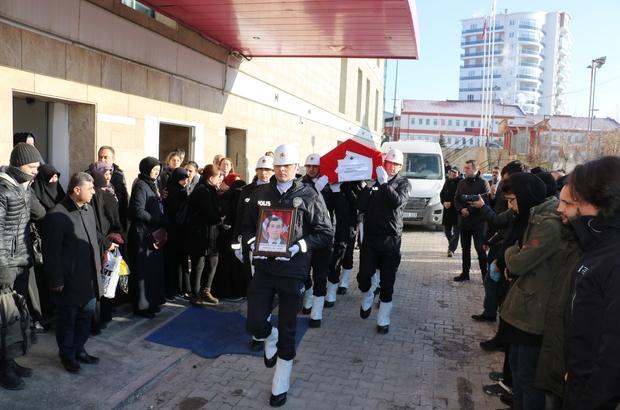 Sivas Haberleri: Beyin kanaması geçiren polis memuru hayatını kaybetti 58