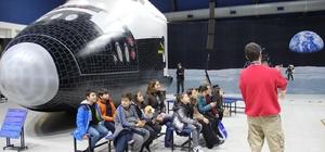 Uzay meraklıları buraya akın ediyor Dünya'da sadece üç tane var; biri İzmir'de