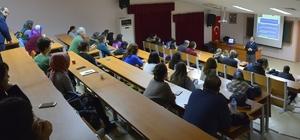 ÇOMÜ personeline yönelik hizmet içi eğitim programı düzenlendi