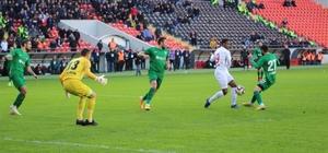 Spor Toto 1. Lig: Gazişehir Gaziantep: 0 - Denizlispor: 1