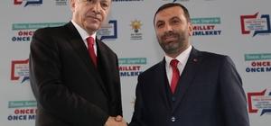 """Sarıcaoğlu: """"Bu güvene layık olacağız"""""""