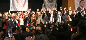 MHP Aksaray Aday Tanıtımı Toplantısı