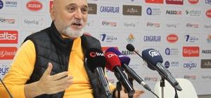 """Karaman'dan Umut Bulut açıklaması İstikbal Kayserispor Teknik Direktörü Hikmet Karaman: """"Zevkli bir maçtı, iyi oyun çıkardık"""""""