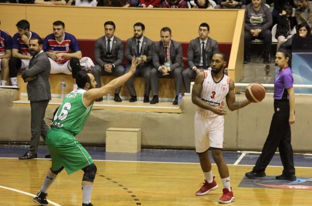 Türkiye Basketbol 1. Ligi: Karesispor: 92 - Ankara DSİ Mamakspor: 95