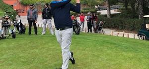 Golf: Türkiye Turu Profesyonel Kategori Eleme Müsabakası