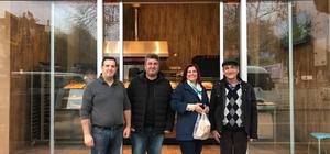 Başkan Çerçioğlu'ndan Umurlu esnafına sabah ziyareti