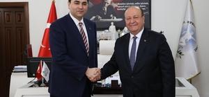 Başkan Özakcan DP'den aday olduğunu açıkladı