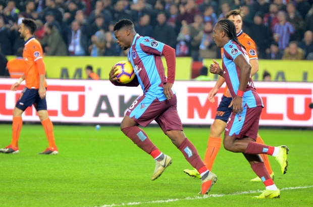 Trabzonspor: 2 - Başakşehir: 4 MAÇ SONUCU