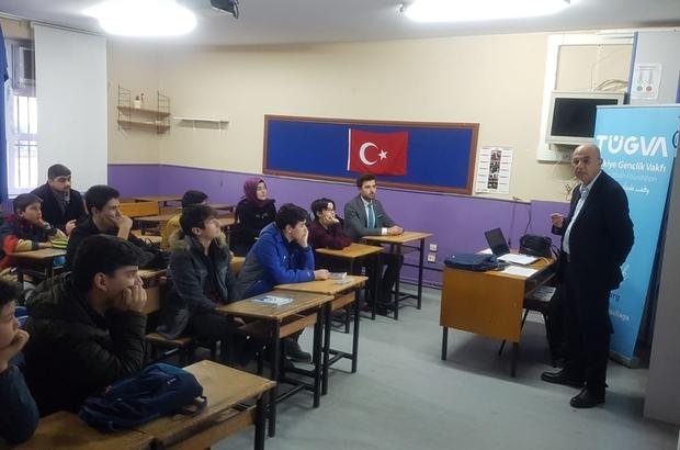 Aliağa'da öğrencilere denizcilik kursu