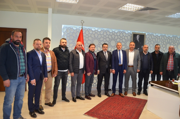 Trabzon Haberleri: Haluk Şahin: VAR konuşmalarının açıklanmasını talep ediyoruz 32