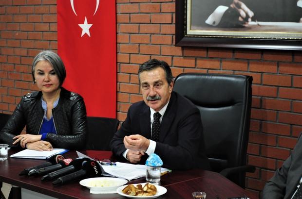 """Ahmet Ataç'tan Kömürlü Termik Santrali açıklaması Başkan Ahmet Ataç; """"Bu termik santral konusunda bütün Eskişehir ayağa kalktı"""" """"Eskişehir'in çevreciliği konusunda hiç kimsenin endişesi olamaz"""""""
