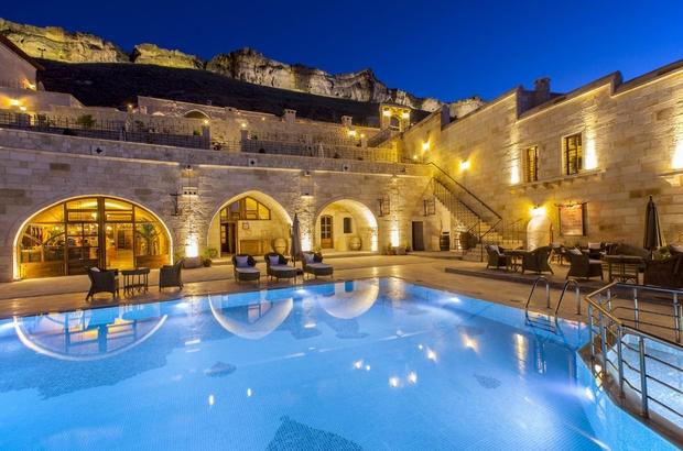 Dünyanın en lüks oteli kapadokya'da - Nevşehir Haberleri