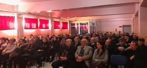 Sücaaddin Veli Kültür ve Turizm Derneğinde Başkanlığa Hasan Ali Uzun getirildi