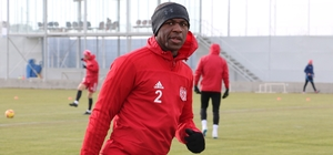 Sivas Haberleri: Hakan Keleş: Trabzonspor maçında galip gelmek istiyoruz 89