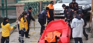 Porsuk Çayı'nda aranan kayıp şahsın cesedine ulaşıldı