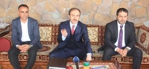Başkan Epcim projelerini anlattı