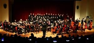 """Bu çocuklar bir harika Büyükşehirin """"Mahalle Orkestrası"""" ilk konserini verdi"""