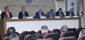 KOBİ'lere destek ve finans olanakları anlatıldı