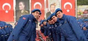 Bilecik'te bin 436 bedelli asker yemin etti