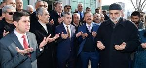 Yeşilyurtlu muhtarlardan Çınar'a tam destek