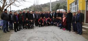 Başkan Özakcan, Gözpınar sakinleriyle buluştu