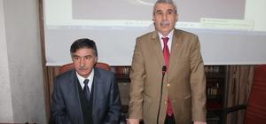Türk Ocaklarında  'Suriye iç savaşının  Türkiye ve ABD ilişikleri ve etkileri' konuşuldu