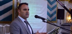 Polat projelerini anlattı