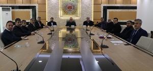 MTB'de 2019'un ilk meclis toplantısı gerçekleşti