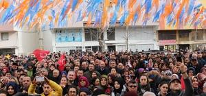 AK Parti SKM yoğun katılımla açıldı Törene, MHP Eskişehir İl Başkanı İsmail Candemir de katıldı