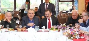 """Mustafa Demir: """"Gücümüzü Samsun için birleştirelim"""""""