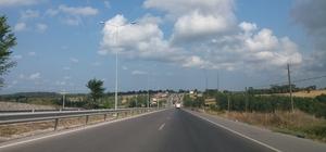 Samsun'da 5 yılda 2 bin 39 km yol yapıldı
