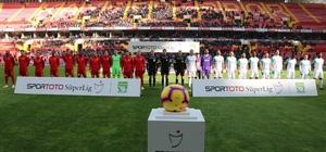 Spor Toto Süper Lig: İstikbal Mobilya Kayserispor: 0 - Bursaspor: 1 (İlk Yarı)
