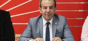 Cumhurbaşkanı Erdoğan'dan, CHP'li Özcan hakkında suç duyurusu