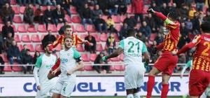 Spor Toto Süper Lig: İstikbal Mobilya Kayserispor: 1 - Bursaspor: 1 (Maç sonucu)